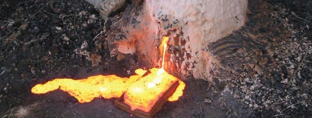 Aithale - lavorazione ferro