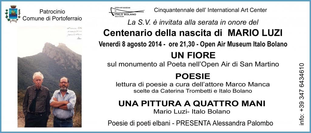 01 - invito serata Mario Luzi