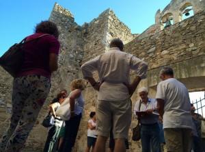 Gita di Italia Nostra a San Piero e Sant'Ilario - foto di QuiNewsElba