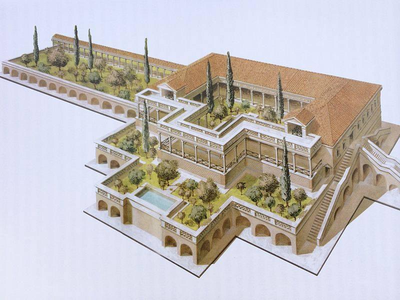 Comunicato stampa italia nostra arcipelago toscano for Villas romanas