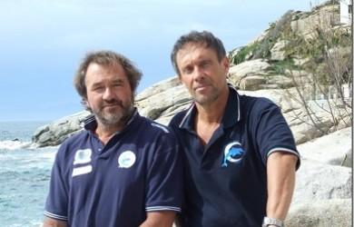 Pierluigi Costa e Lionel Cardin